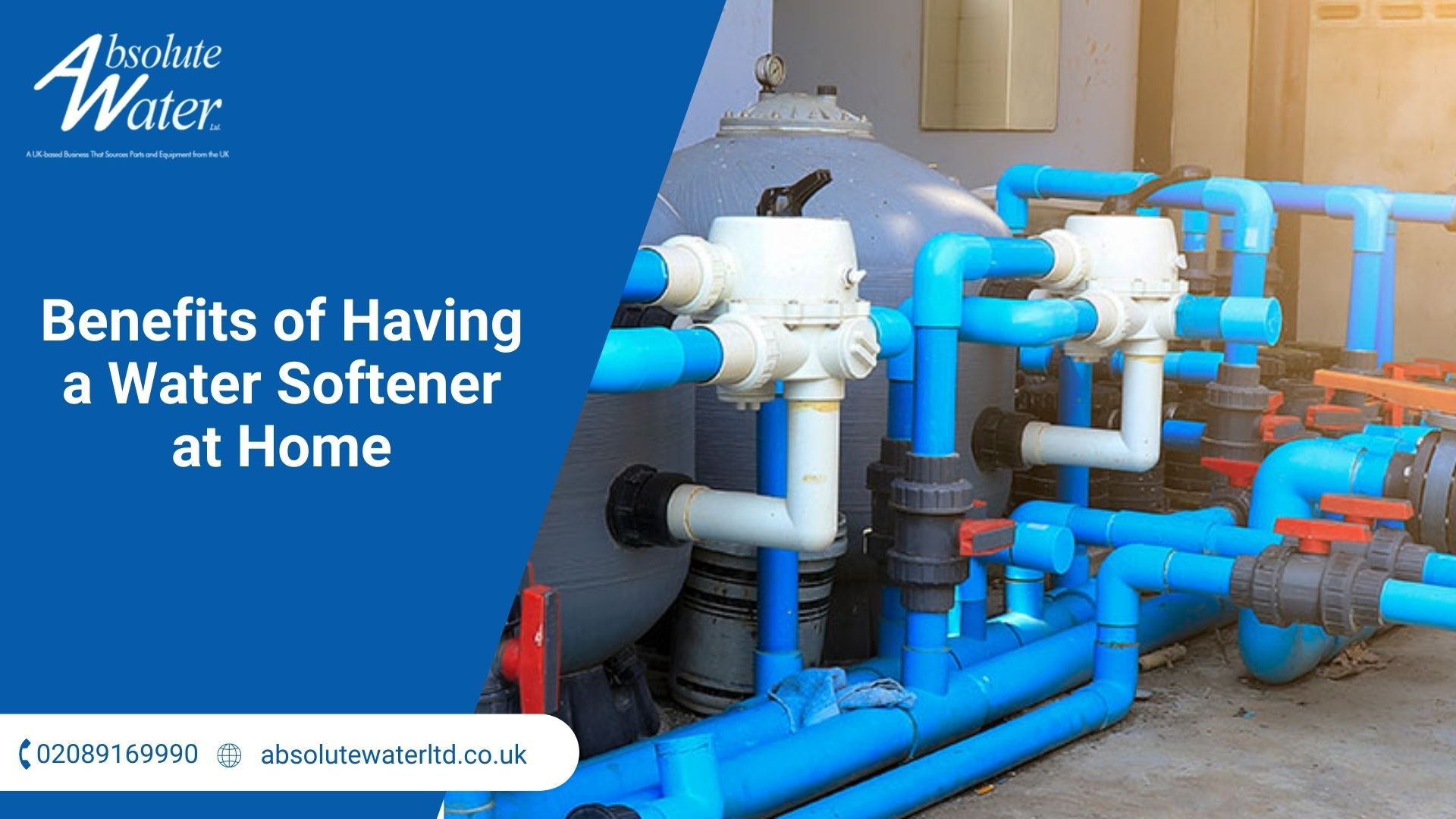 Benefits Residential Water Softener Surrey