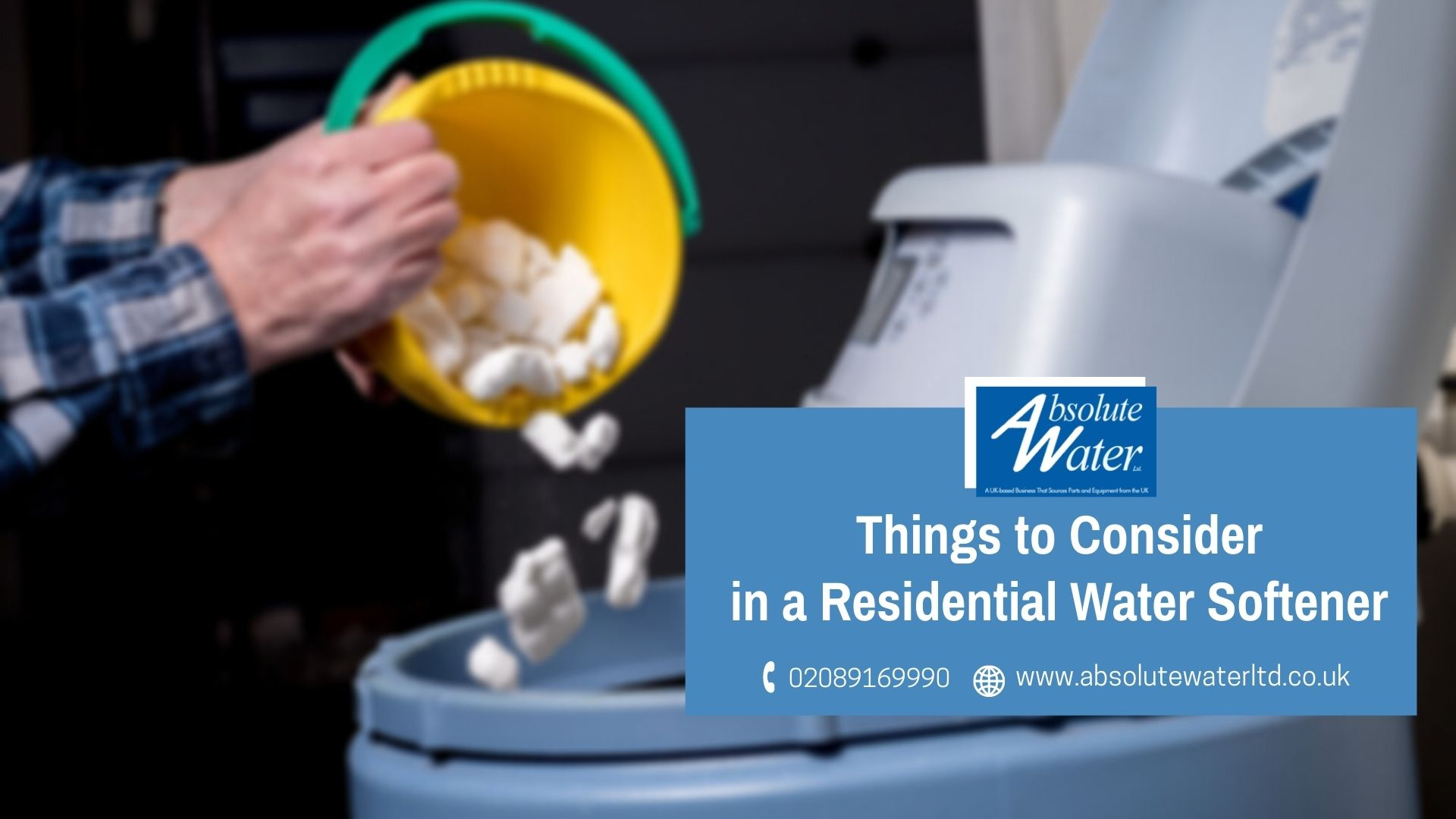 Residential Water Softeners Surrey Absolute Water Ltd